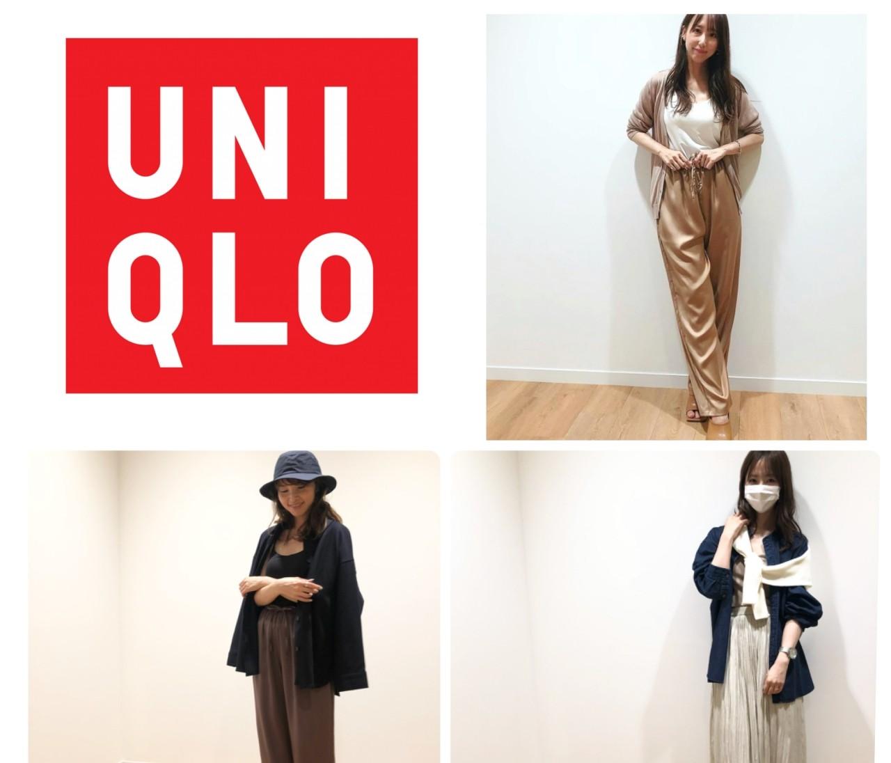 【UNIQLO(ユニクロ)】のエアリズムのブラトップをトップスに! 30代のきれいめ夏コーデまとめ