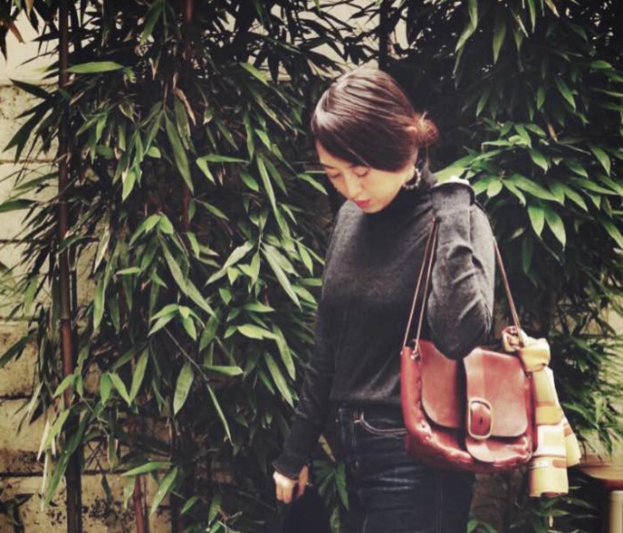 【スーパーバイラーズの #女っポイントデニム #OOTD】3/10(木)・廣瀬裕美子さん