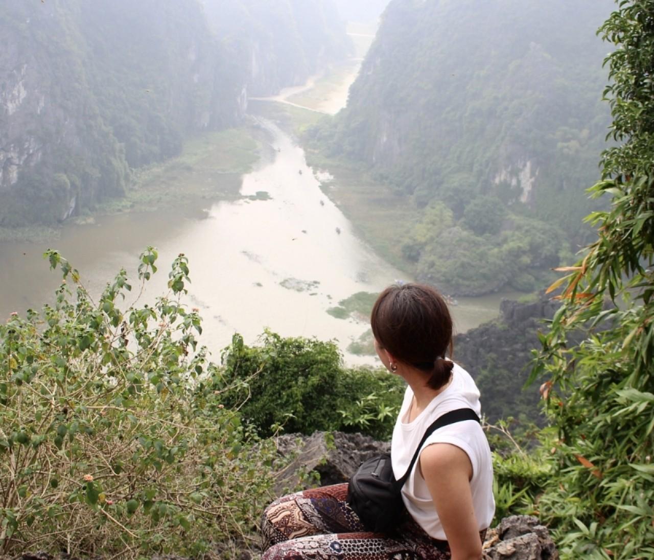色彩豊かなベトナム旅②【絵画のようなニンビンの絶景】