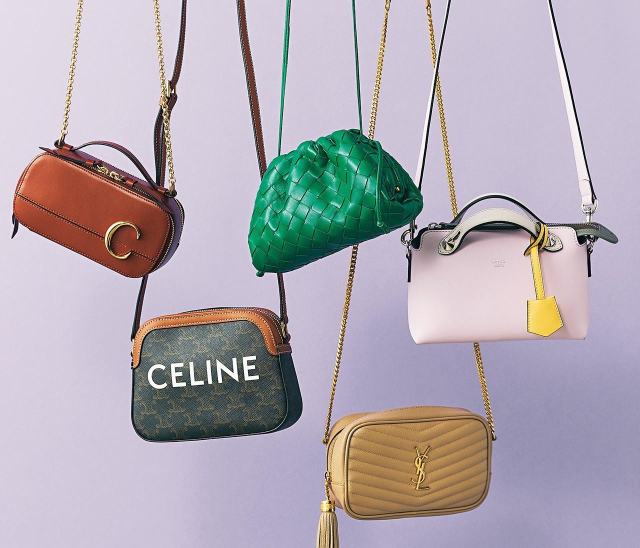 フェンディやサンローランなどハイブランドの新作バッグをまとめてチェック!