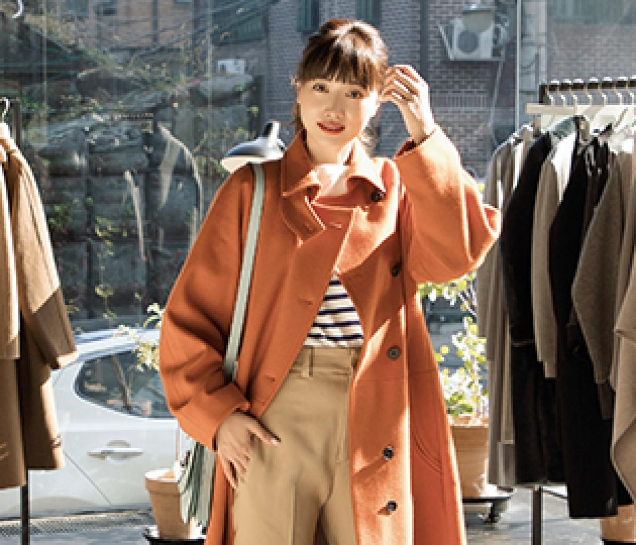最新のおしゃれ【ソウル】ファッションスポットをヨンアがナビ!