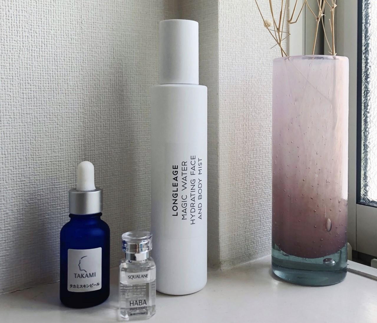 【毎日のスキンケア】敏感肌には〇〇〇化粧水がおすすめ!