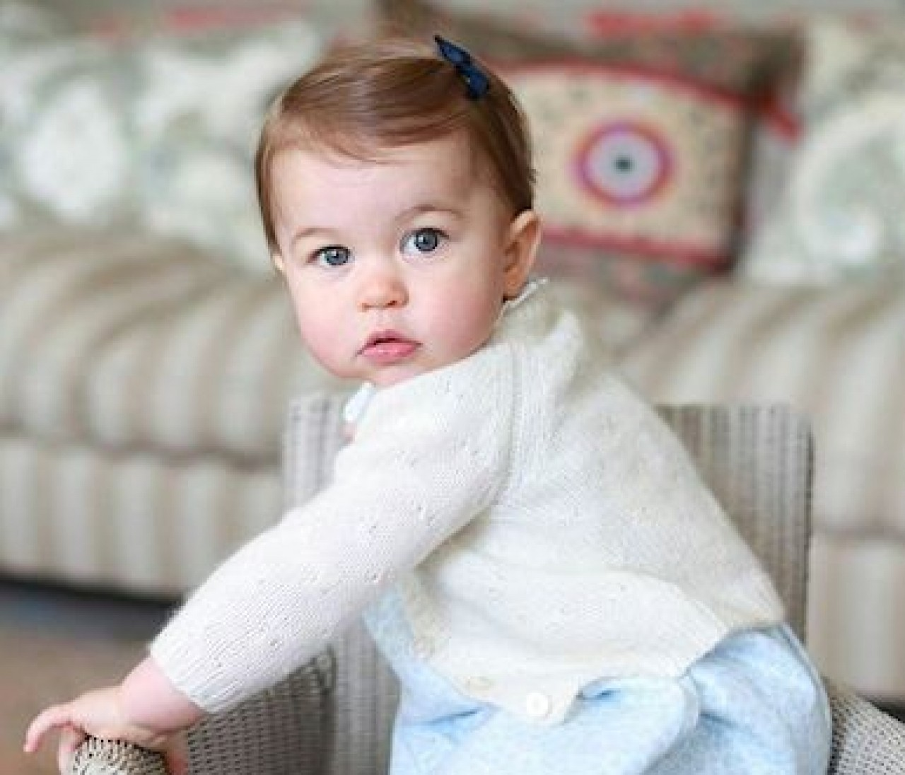 祝・シャーロット王女1歳!英国王室ニュース