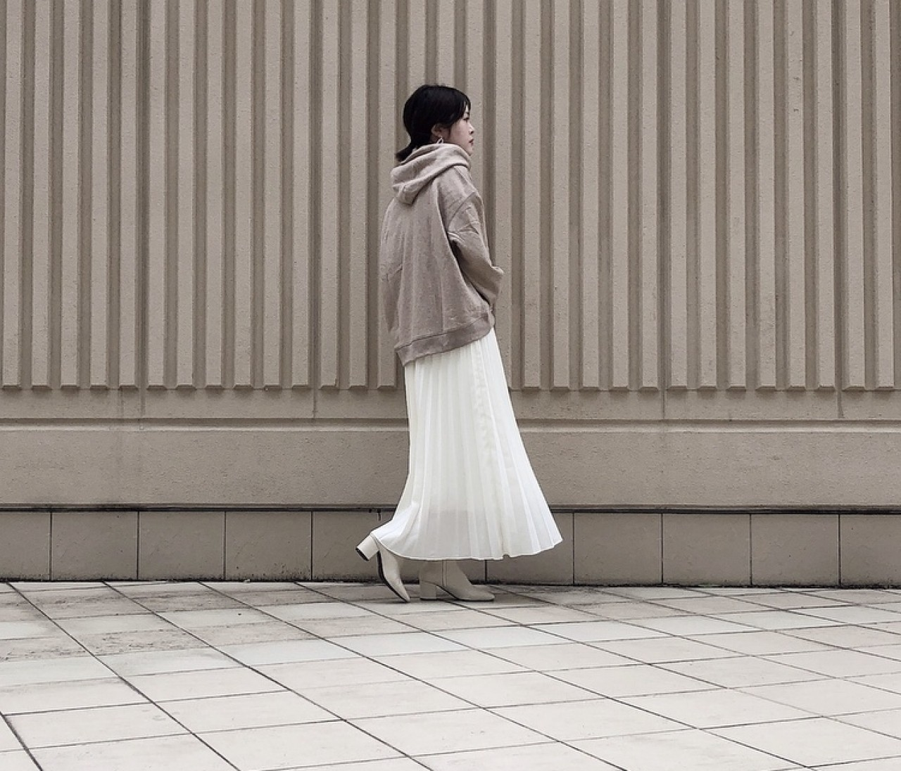 買って損なし!UNIQLO高見えプリーツスカート!!
