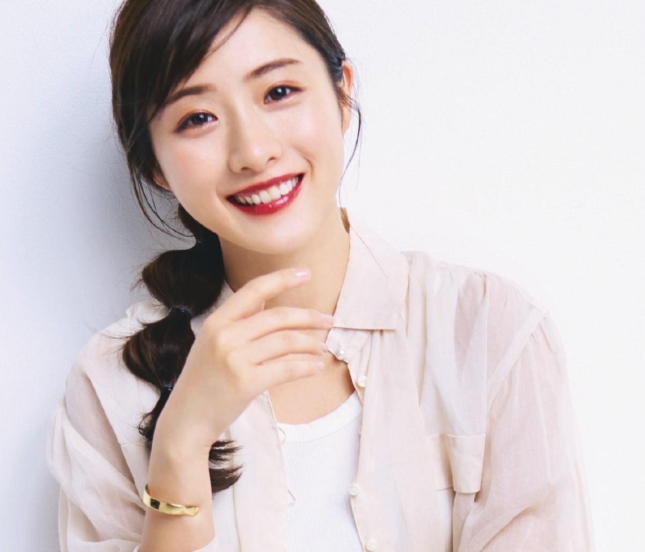 【石原さとみさんインタビュー】女子憧れ美女のライフスタイルを深掘り!
