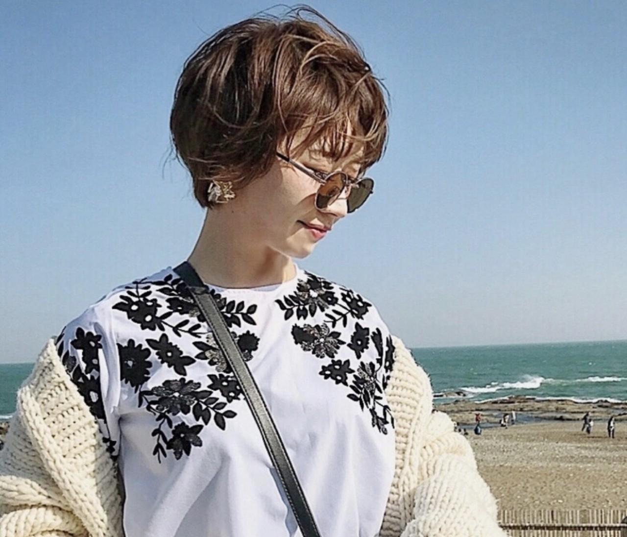 【コーデ画像】重い冬コートからチェンジ!春色あったかカーディガンを着よう♡
