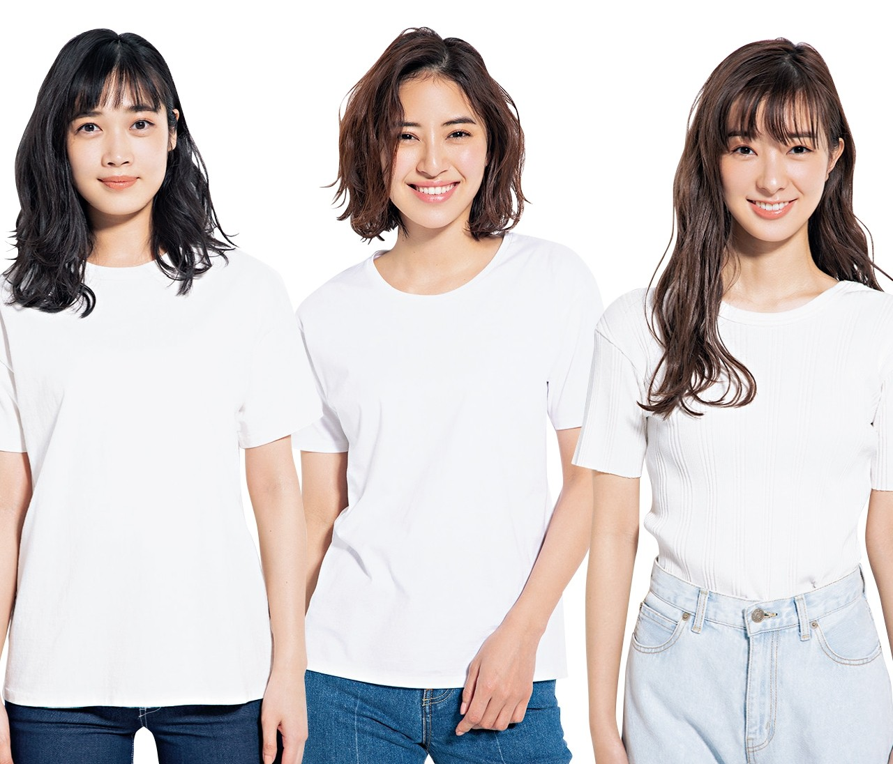 【骨格診断】自分に似合うTシャツを骨格診断で見つけよう!