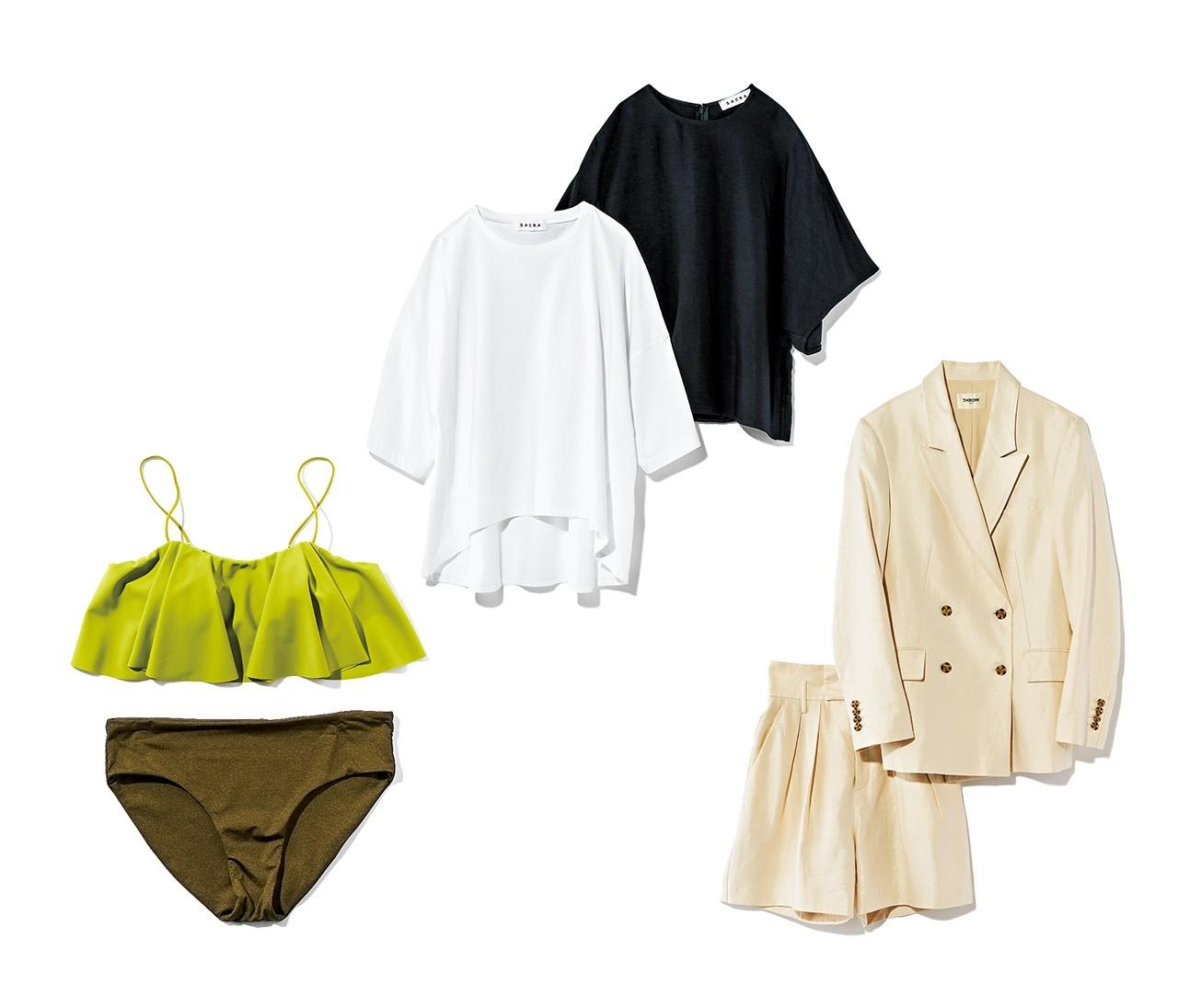 春から夏にかけてリアルに欲しい服はこれ!【今月のおしゃれニュース】
