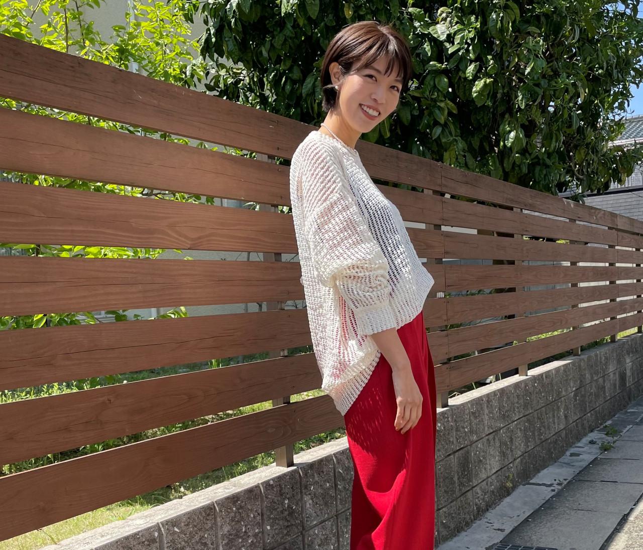 春にまとう<赤パンツ>がおしゃれ!買って正解お気に入りパンツ