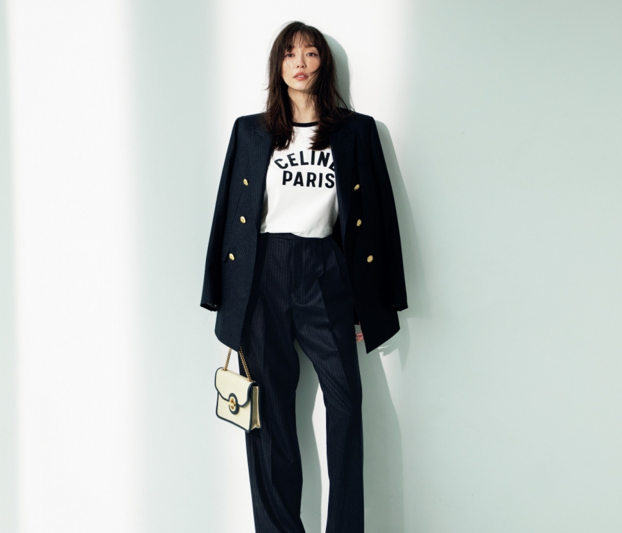 【松島 花のモデルデビュー20周年Q&A 1】キャリア20年で磨いたセンスとファッション、31歳の今振り返ると?