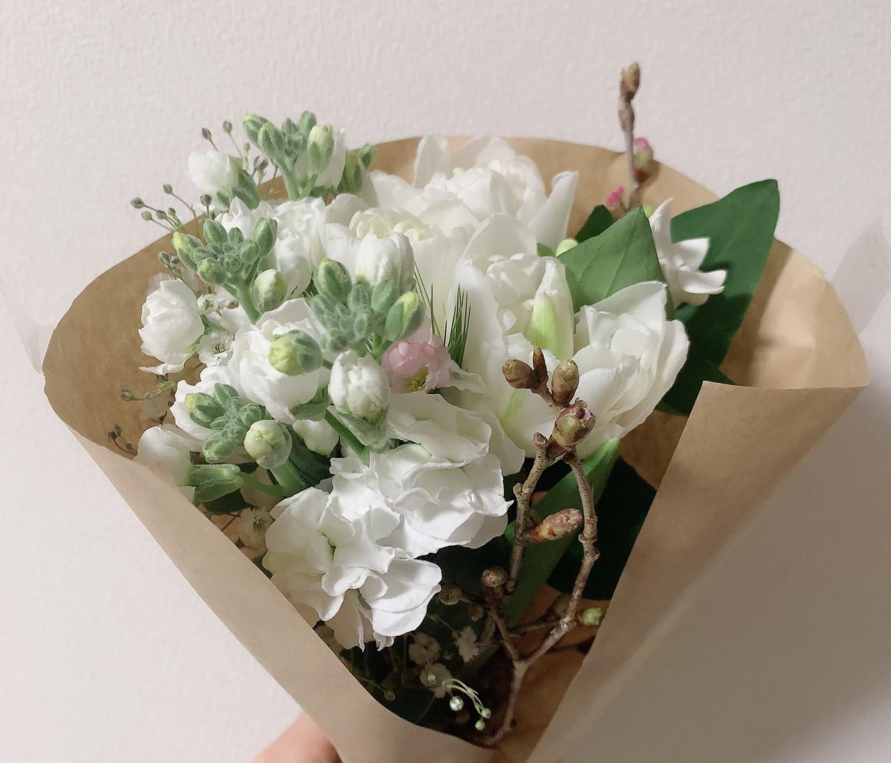 おうち時間を楽しむ!!お花のサブスク*