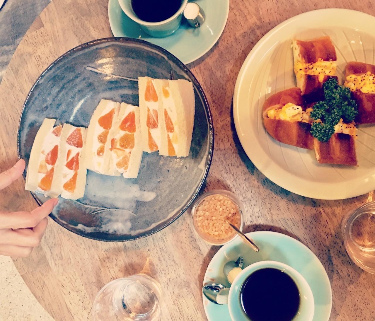 美味しいコーヒーとパンと…ぶらり京都散策♡