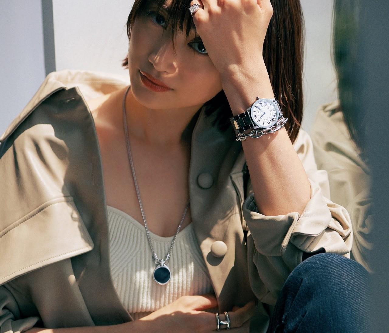 【ヨンアの私物ジュエリー公開】カルティエの時計、エルメスのリング…つけこなしにもこだわりが!