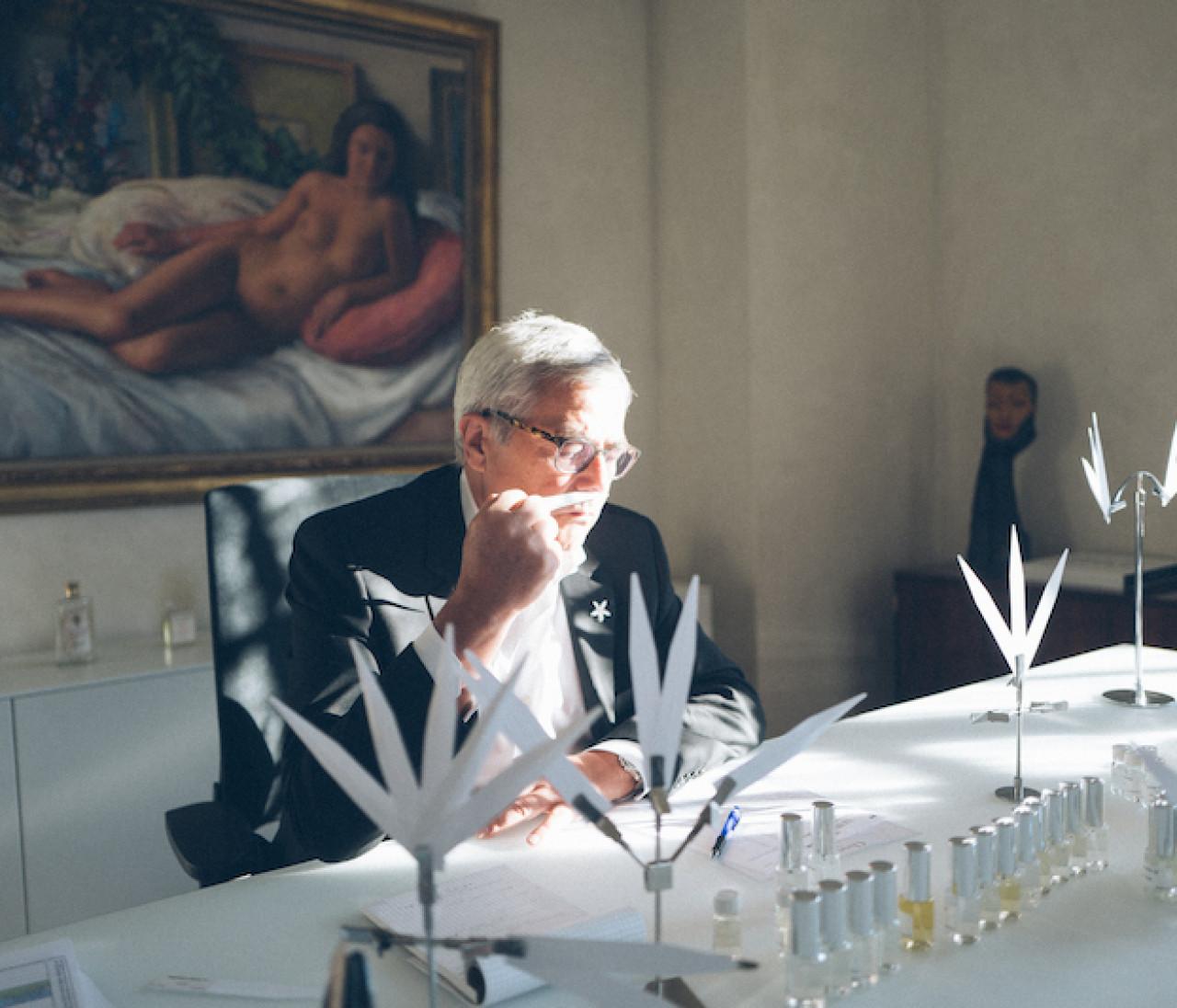 DIORドキュメンタリー映画『NOSE』が公開中! 知られざる調香師の仕事に迫る