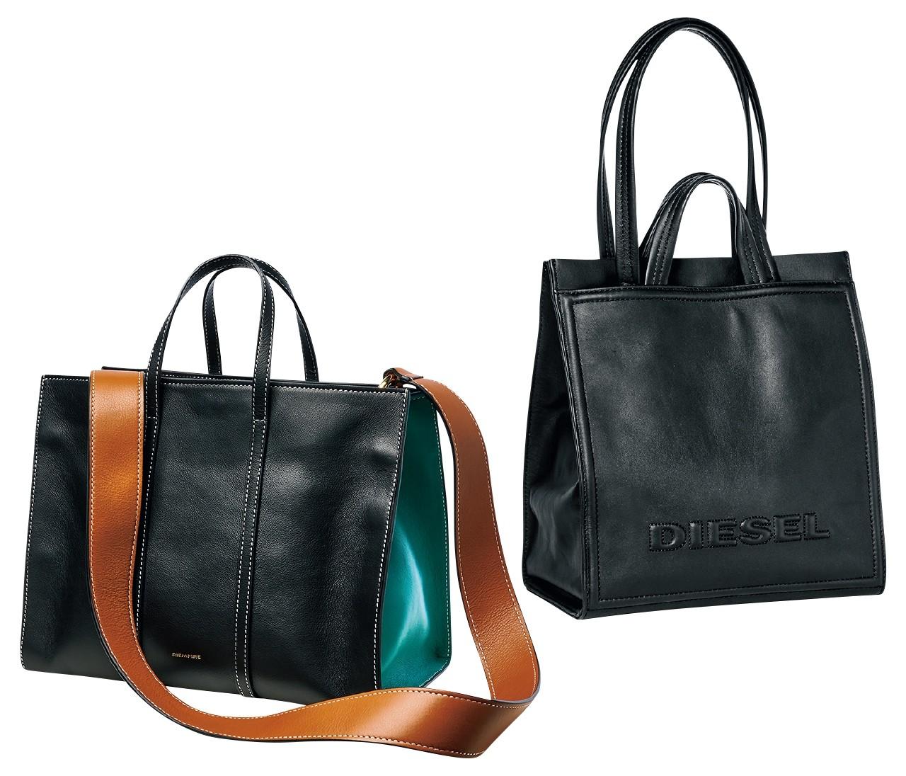 秋バッグは「iPadサイズ」がちょうどいい!おしゃれプロのご指名バッグはコチラ