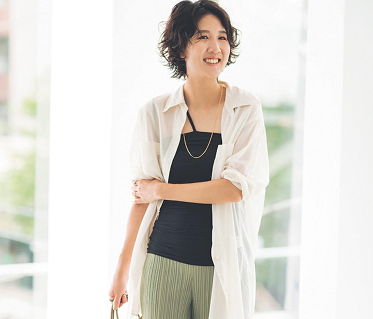 【30代女子の夏ファッションQ&A】今年らしい色と着こなしは?