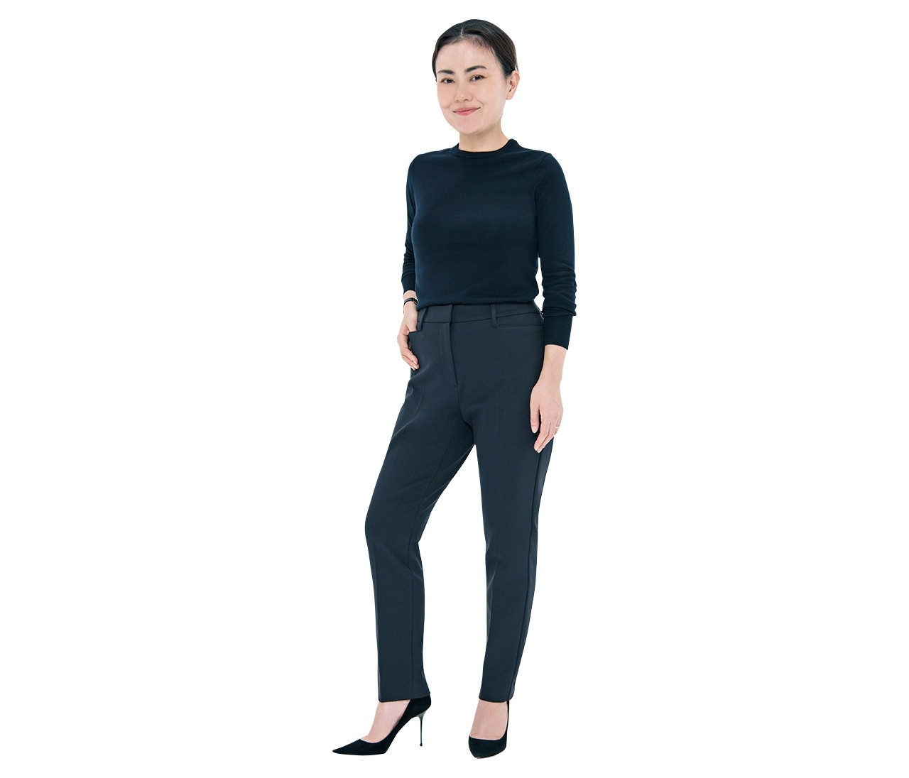 【整形級パンツ】身長156cm小柄女子のリアルすぎるパンツ選び