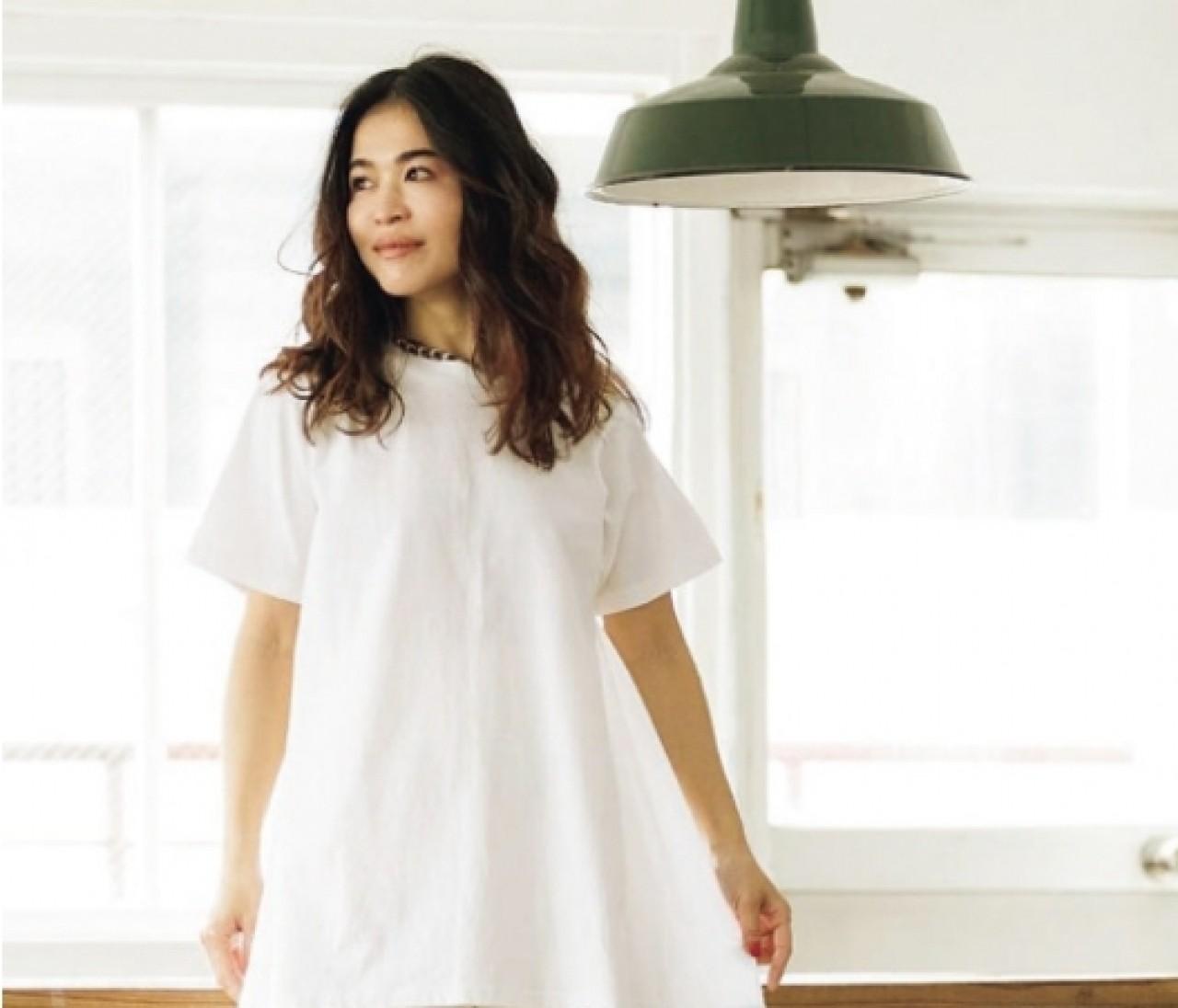 30代のTシャツルール&着こなしテクまとめ【辻直子さんの夏のTシャツ】
