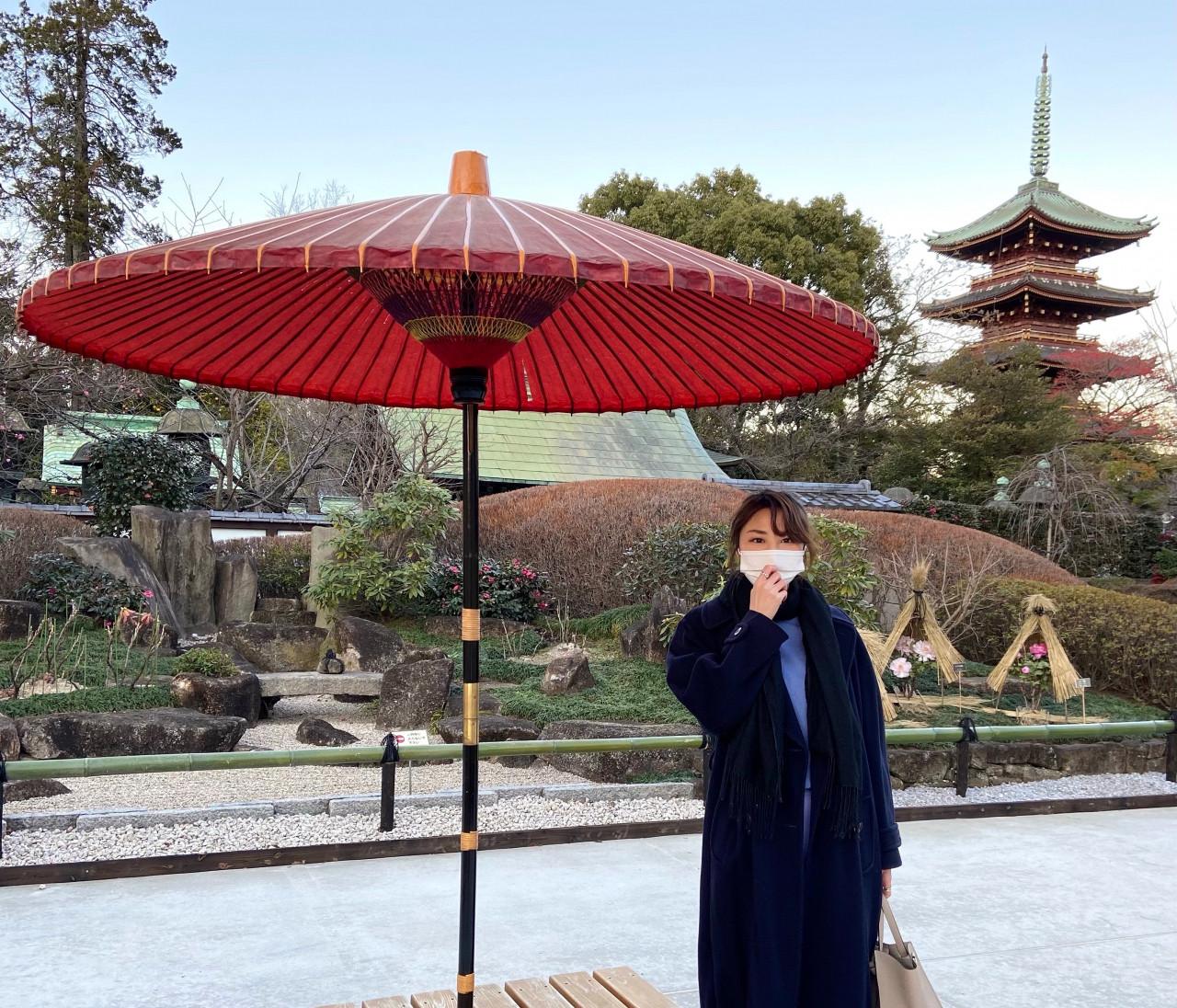 都内でプチ旅行気分♪江戸の風情溢れる上野東照宮で初詣!