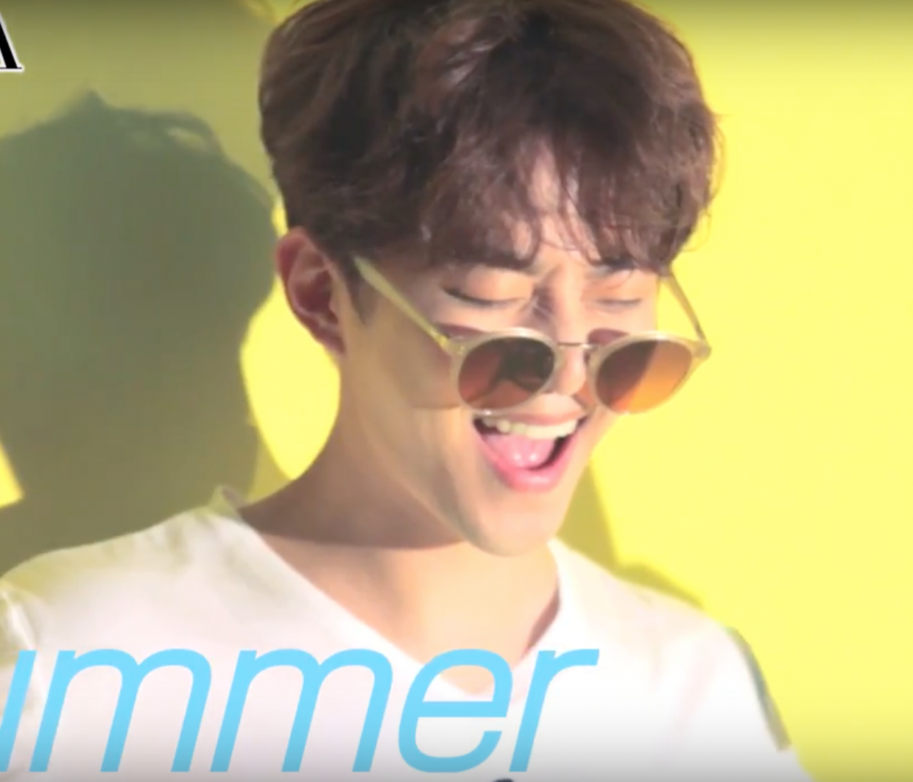 直筆レタープレゼントつき★ 【JUNHO from 2PM】メイキング動画を公開