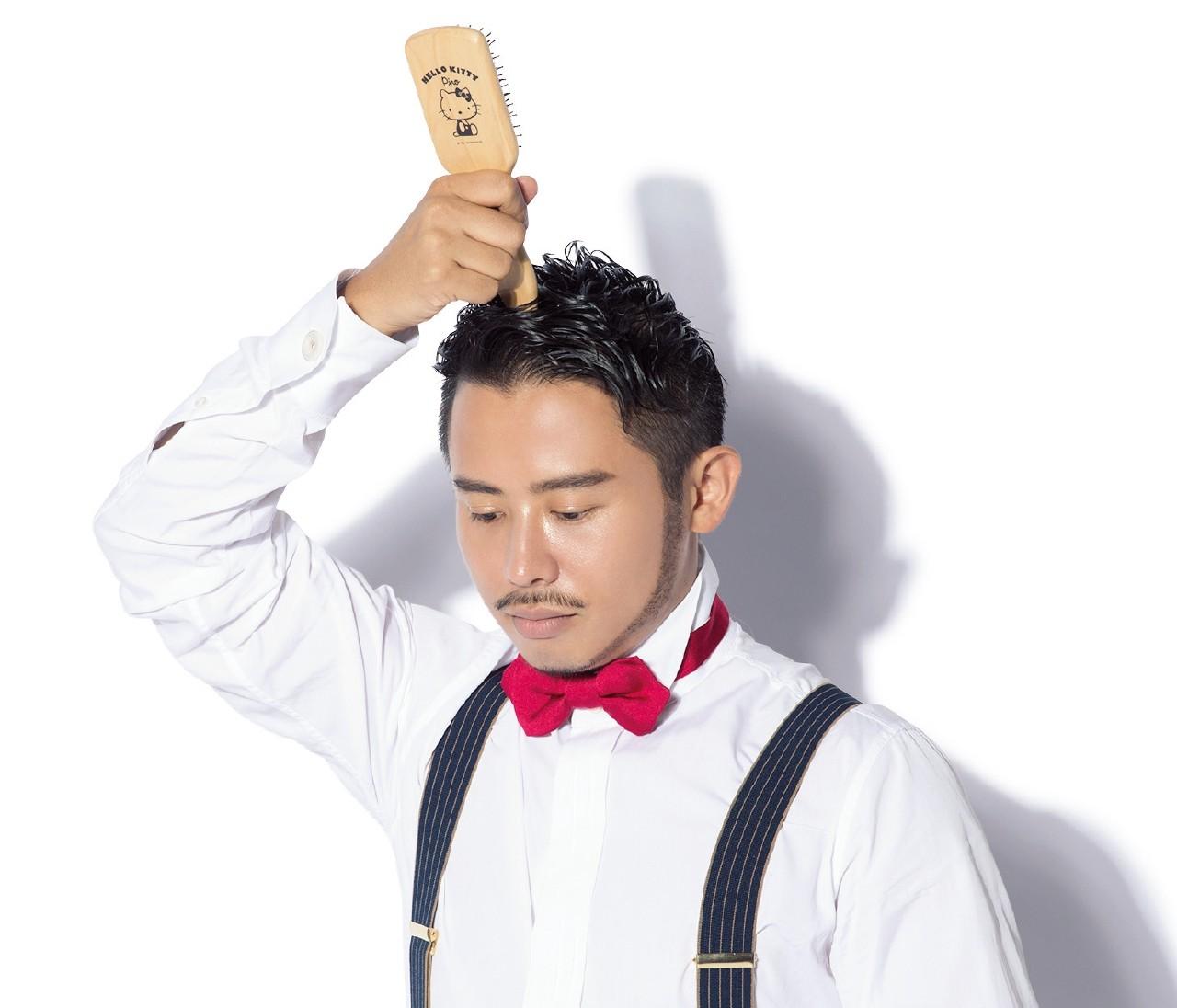 【小田切ヒロの小顔マッサージ】ミラクルブラシで美肌と美髪を手に入れて♡
