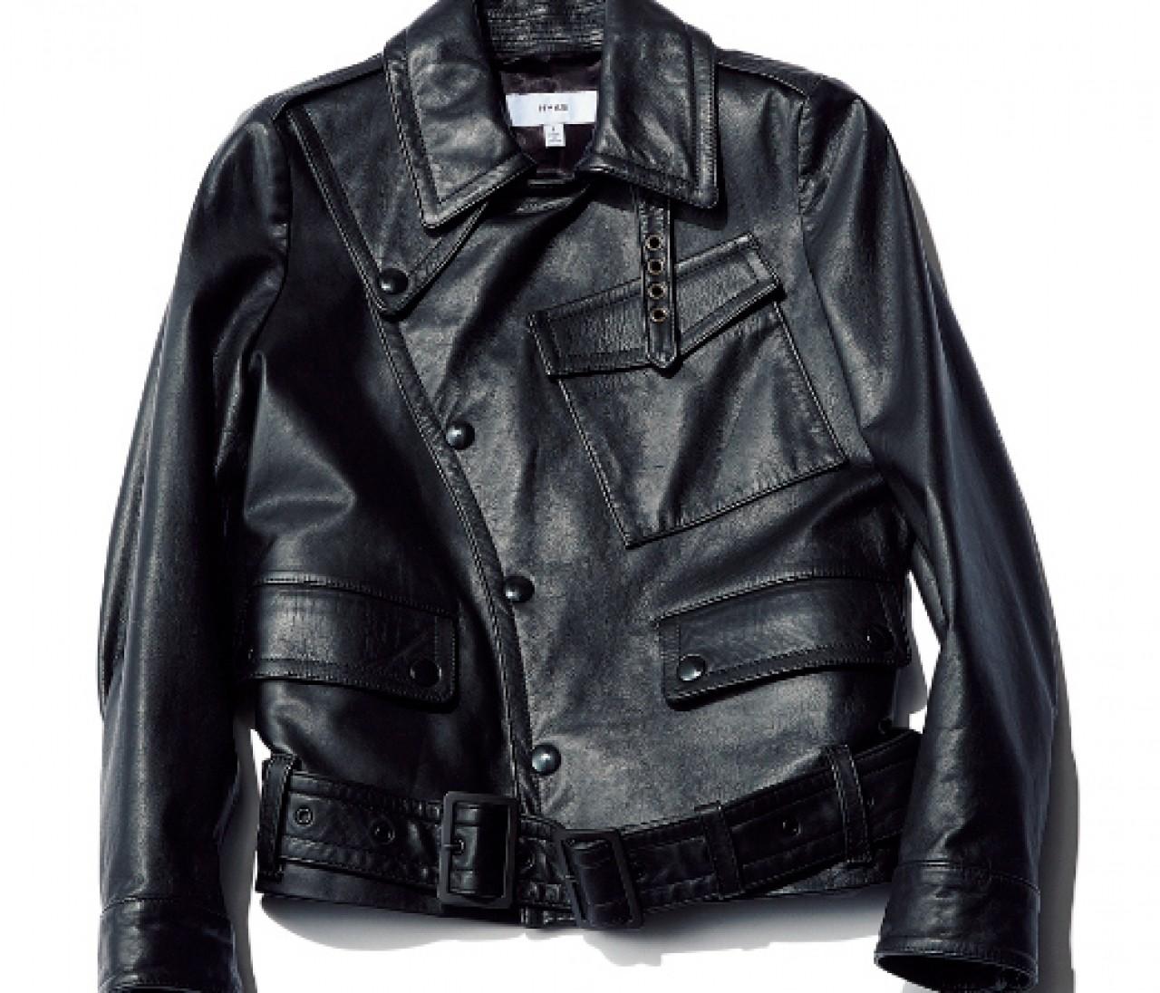 【スペシャル別注♥】人気ブランドHYKEのレザージャケットは必見!