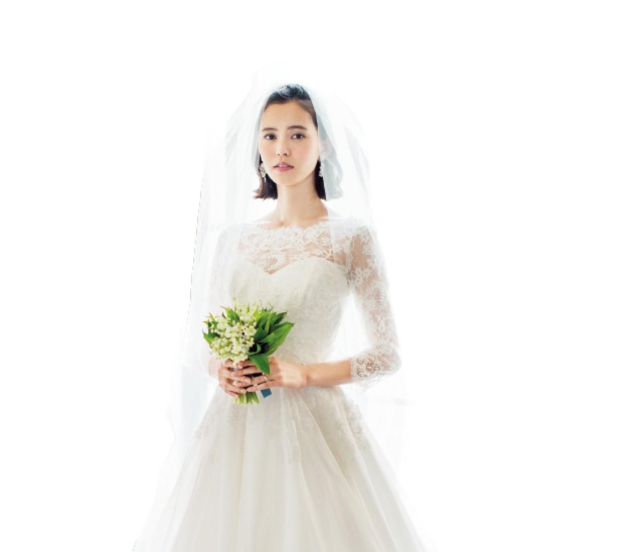 おしゃれ花嫁のドレス選びは「レース」がトレンド!