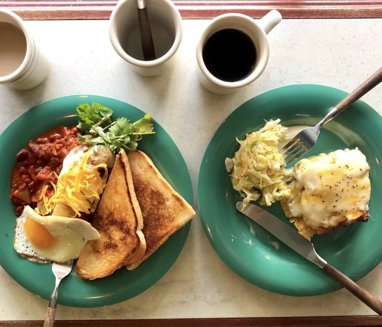 渋谷で朝活☆「BUY ME STAND」の朝食