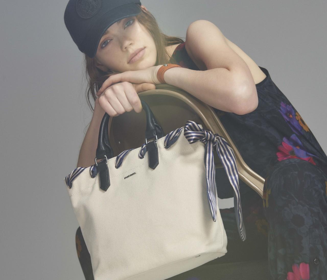 【ディーゼル】リボントリムが可愛い! 日本限定バッグがリリース