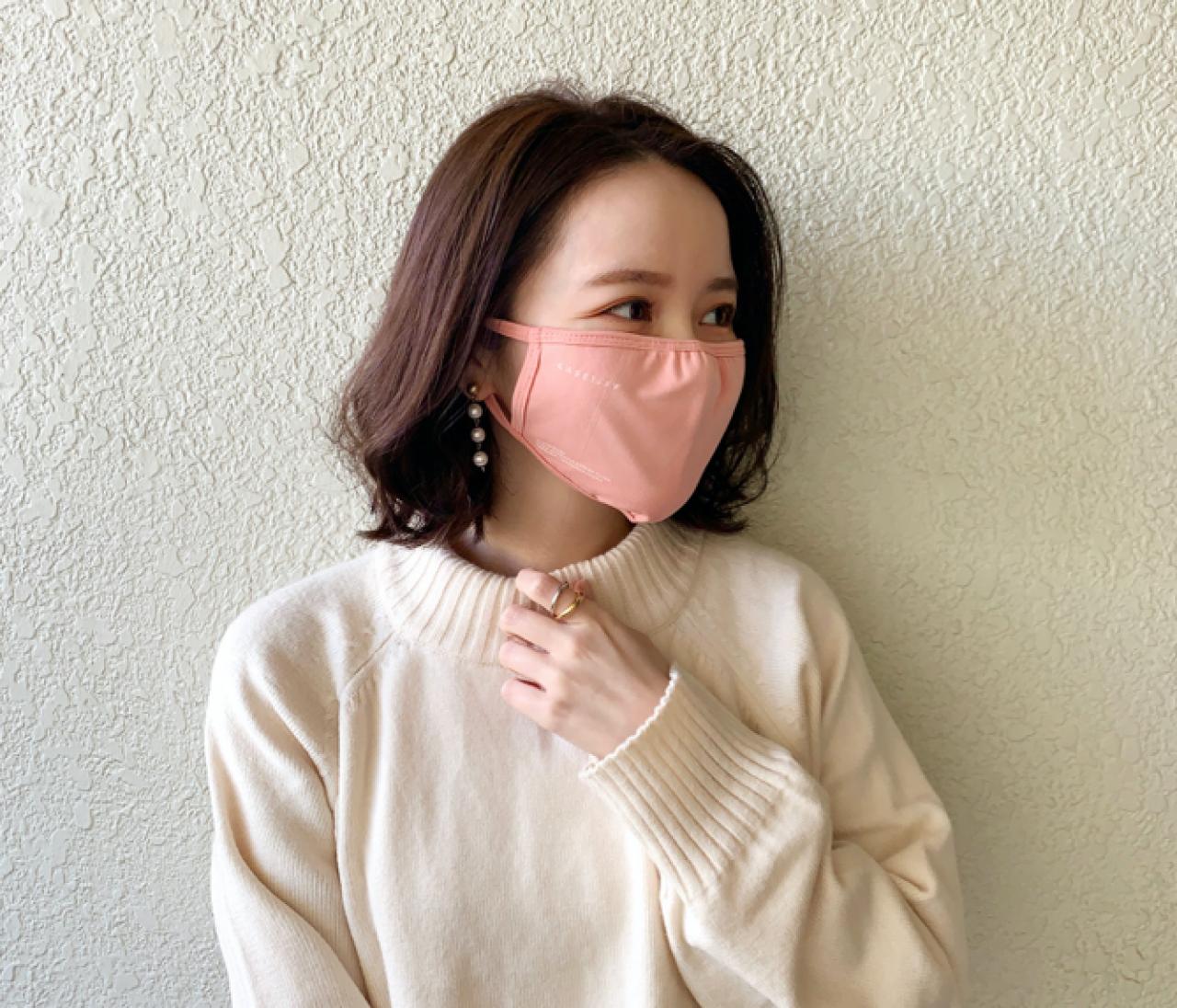 【おすすめ布マスク】おしゃれで洗える!冬コーデにも似合う布マスクって?