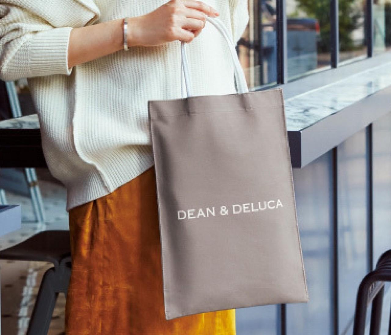 【ネット書店にて予約スタート!】BAILA11月号の特別付録は、ディーン&デルーカ カフェのトートバッグ!