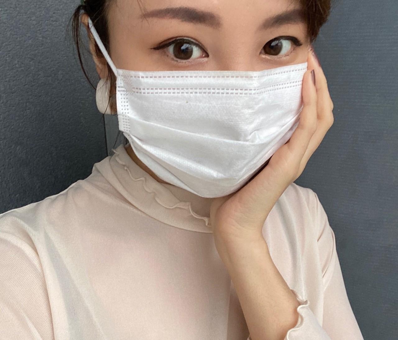マスクをしても取れにくいプチプラコスメ、薬局で見つけました!