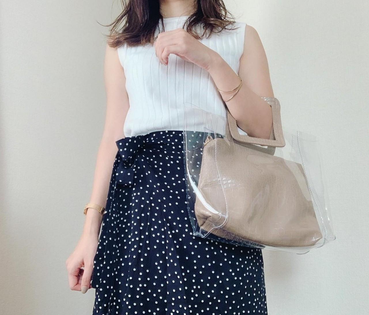 【休日コーデ】ラップスカートが可愛い、、♡