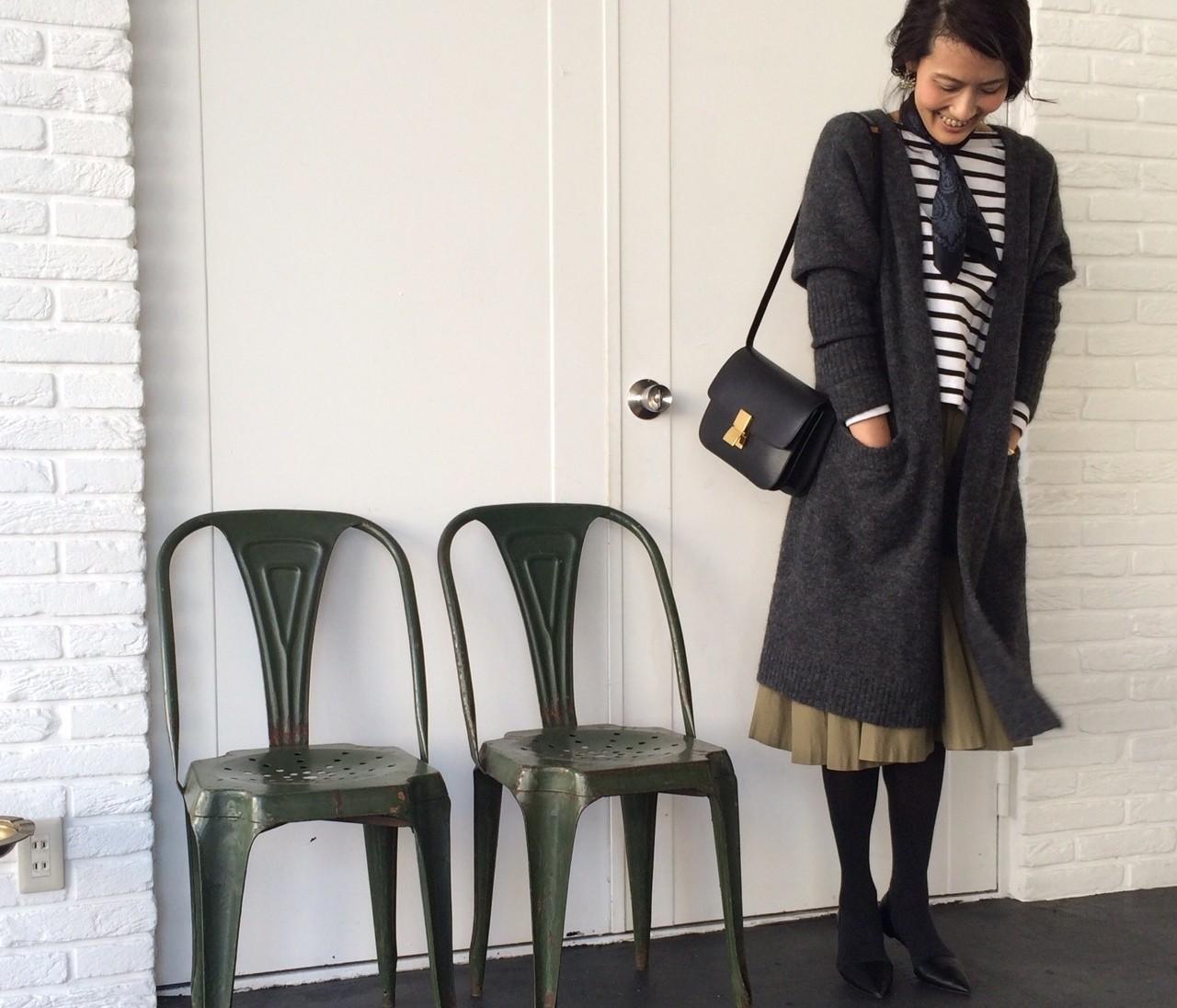 【#OOTD】ファッションライター坪田さんの女らしさのヒケツとは?