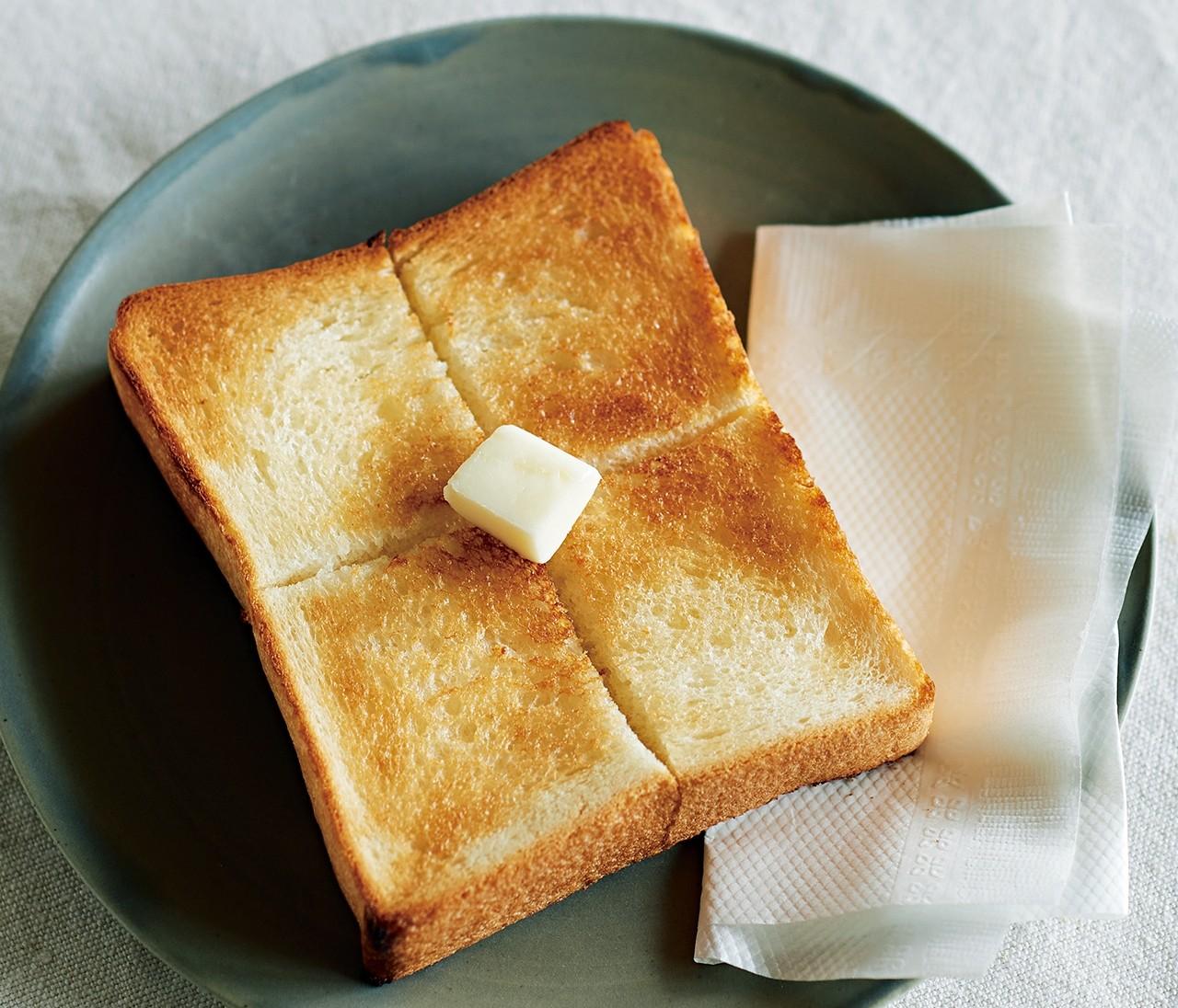 普通の食パンがカリふわトーストに! 超簡単小ワザ教えます【幸せな食パン活①】