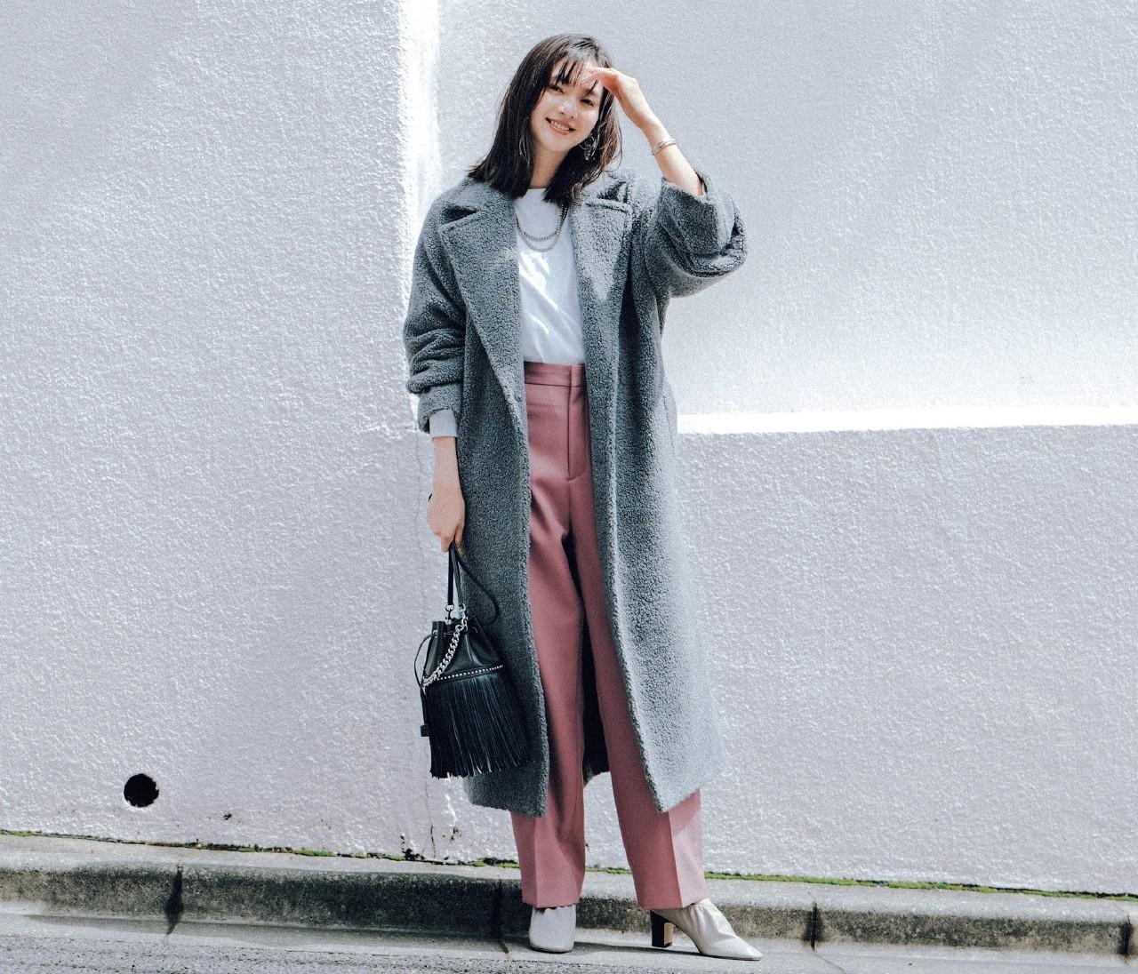 【秋冬アウター最速ニュース】「ロング丈コート」で今季選ぶべき色・柄・素材って?