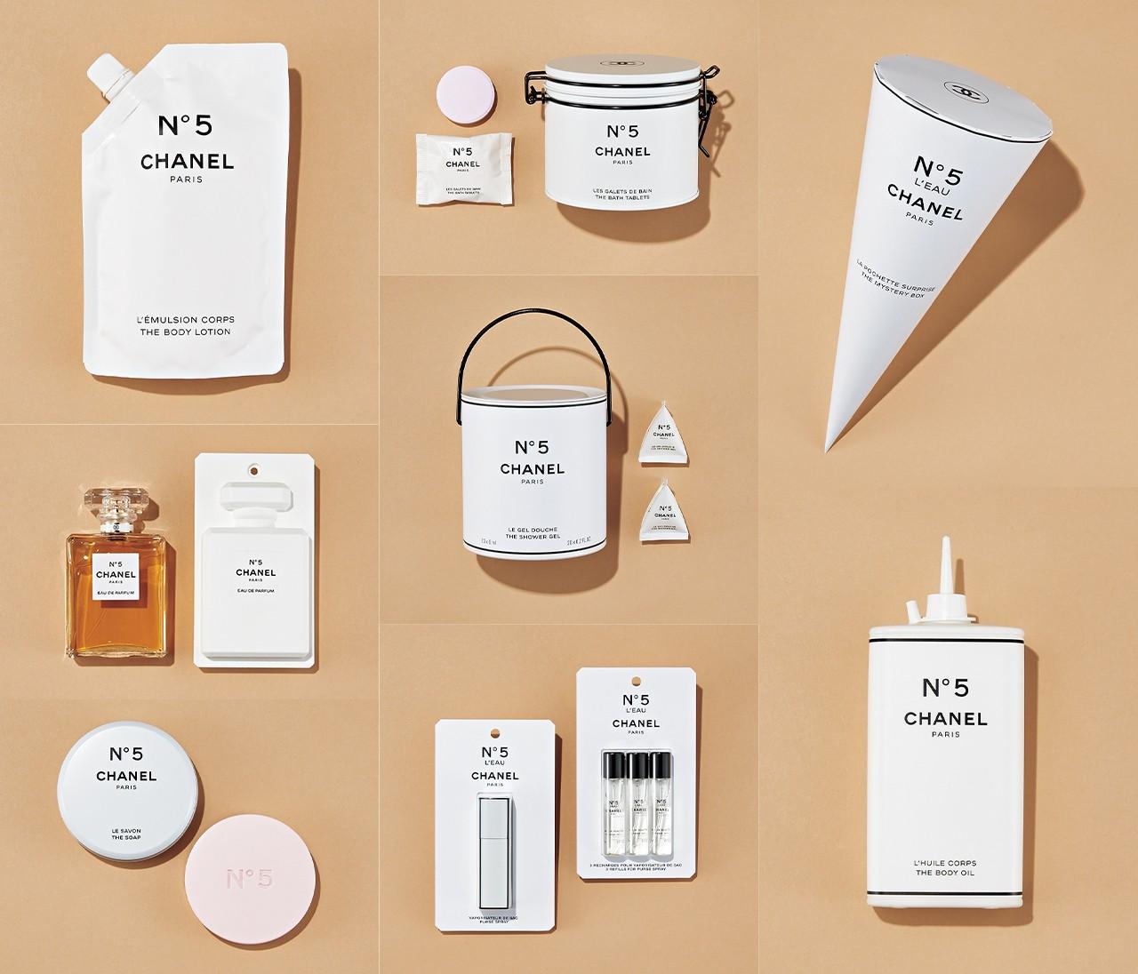 【シャネル】完売必至!伝説の香水「シャネル N°5」100周年を記念した限定コレクションが登場!