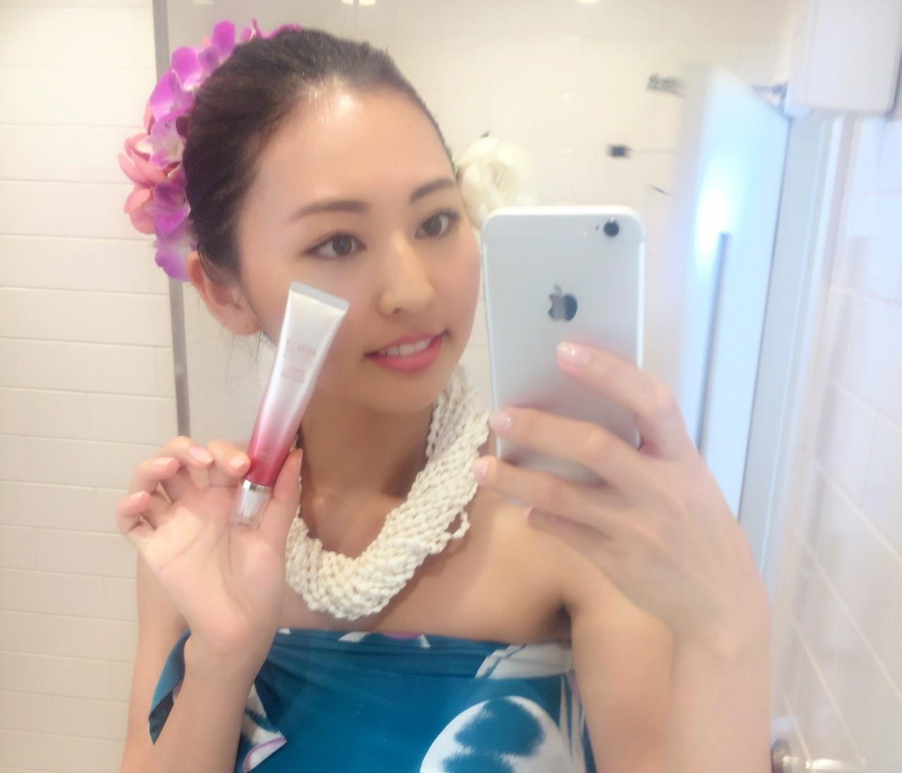 荻窪フラフェスタで踊ってきました。アスタリフトでUVケア。