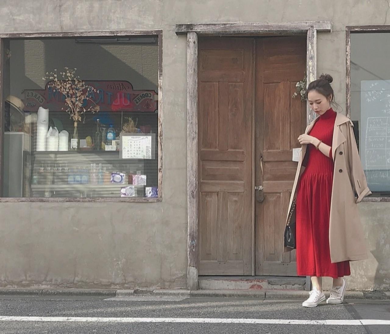 """""""Uniqlo U""""秋の主役級ワンピースが5990円で手に入る!"""