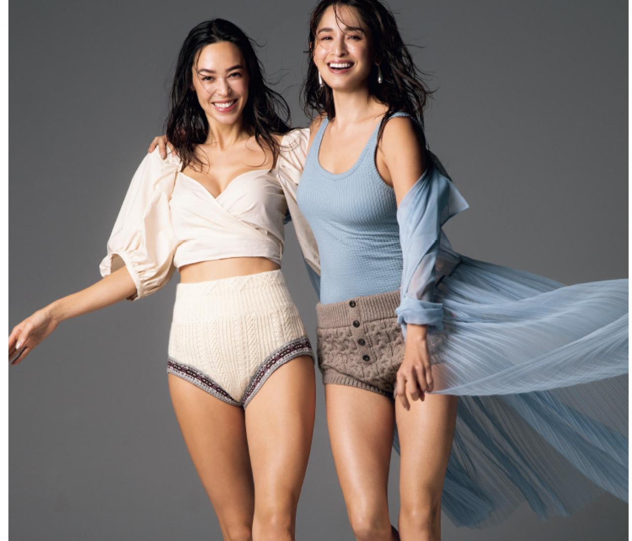 【2021年はストレッチ元年!!】モデル・エミとケリーが教える美ボディストレッチまとめ