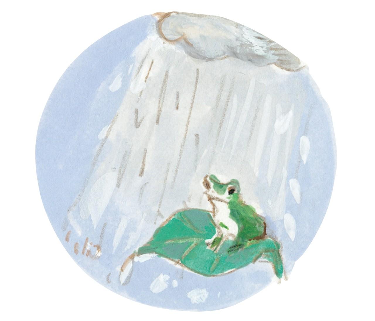 【水晶玉子の「運景」占い】<雨>タイプの2021下半期の運勢は?