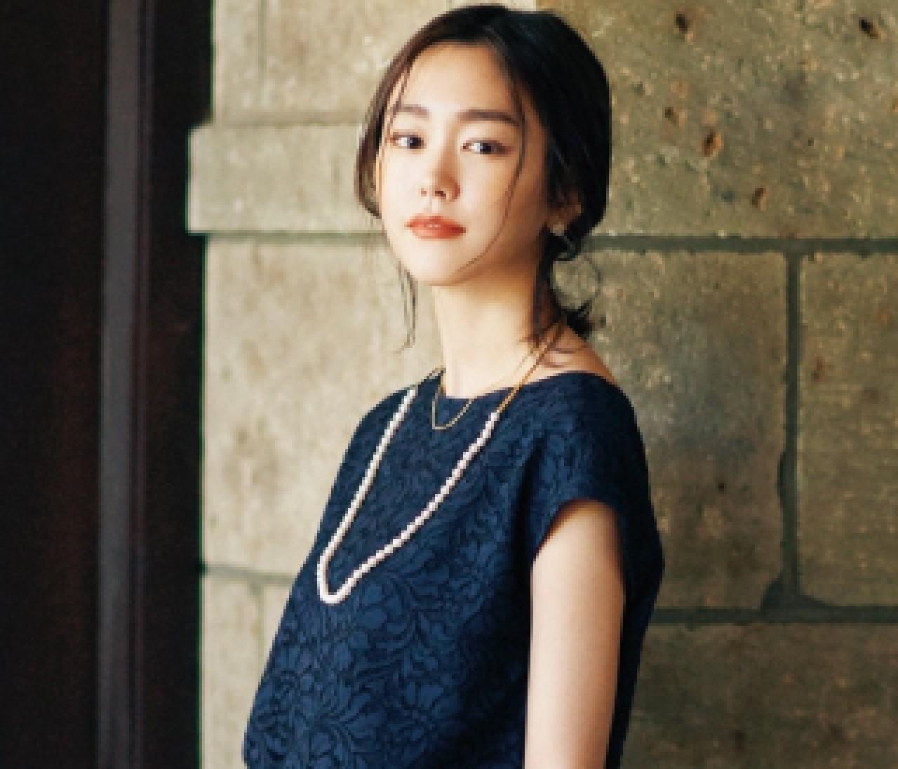 【結婚式やパーティの参考に】桐谷美玲が魅せるメリハリ上手な「ドレスアップ」