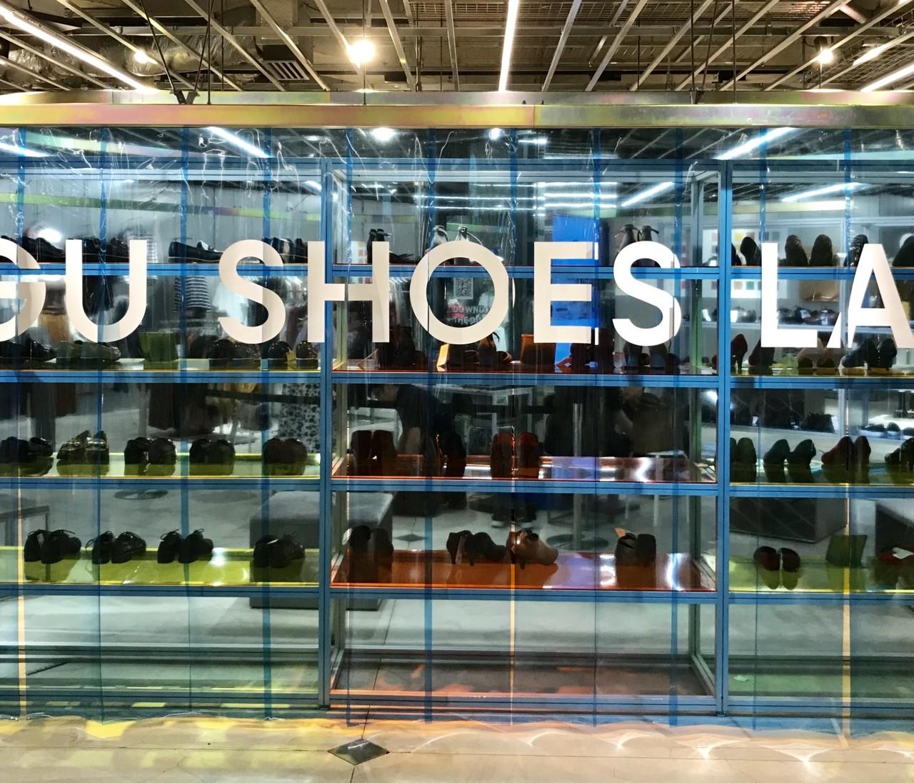 【GU(ジーユー)】がみんなの「痛くない靴がほしい!」にアンサー♡ GU SHOES LAB発足