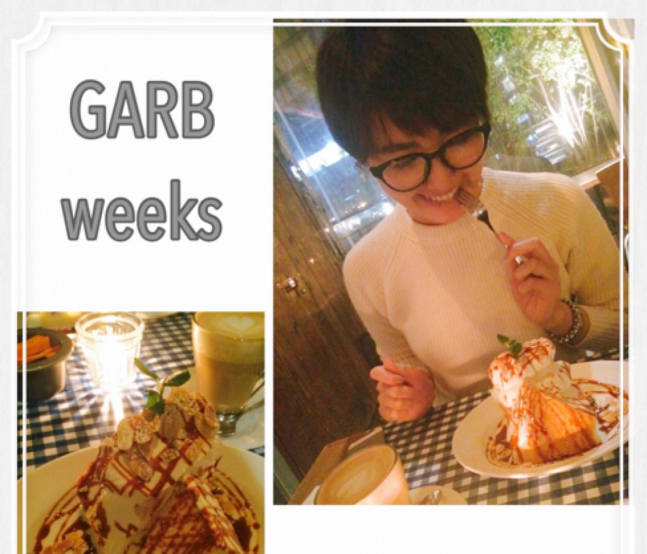 夜カフェ,GARB weeks