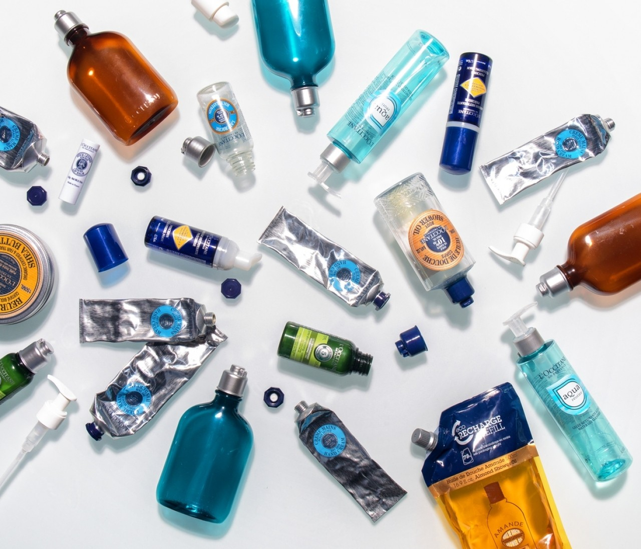 今日からできるエコアクション。 ロクシタンが空き容器のリサイクル「グリーンプログラム」を再開!