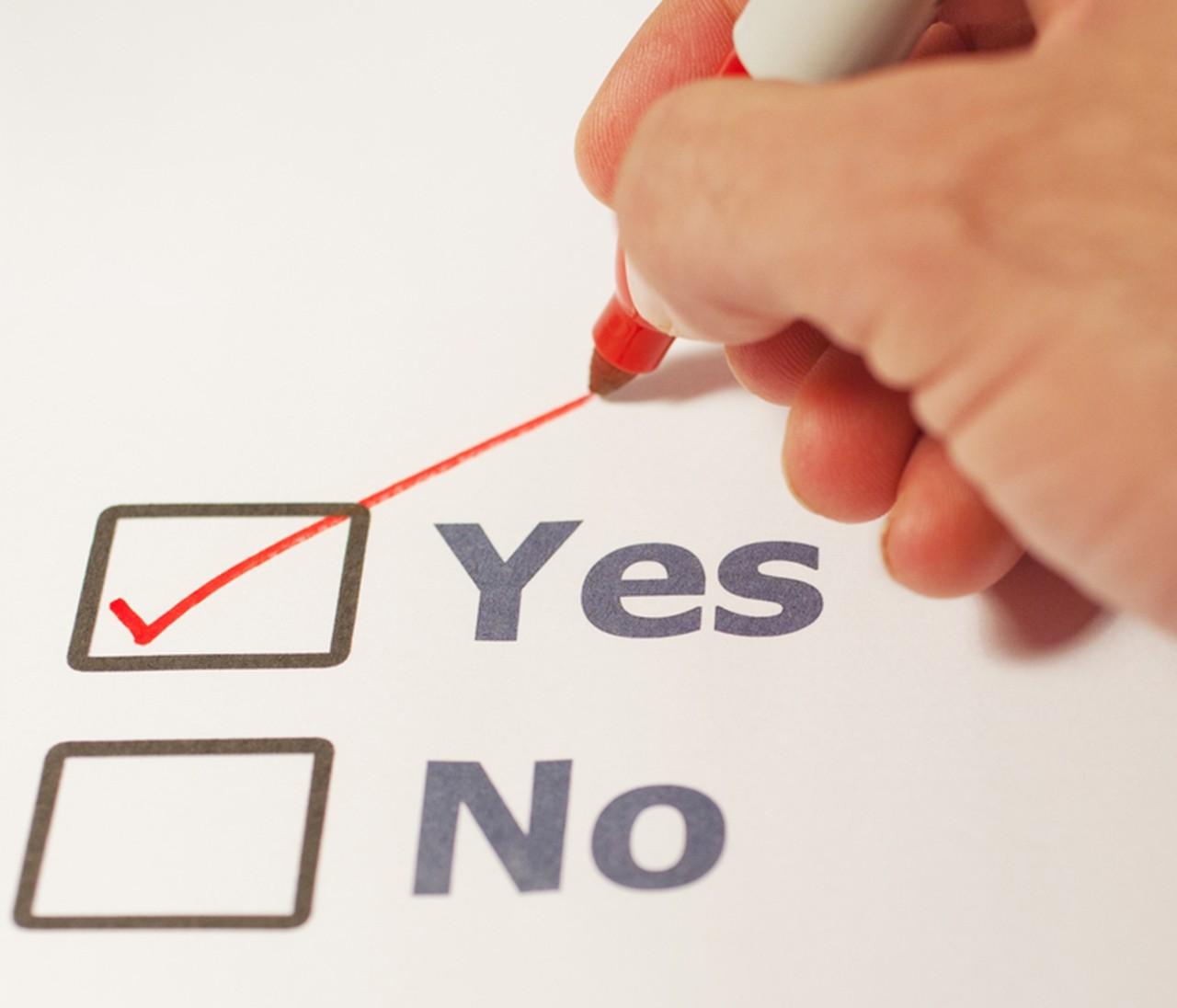 【男子のホンネ YES or NO】結婚あれこれ選ぶならどっち?