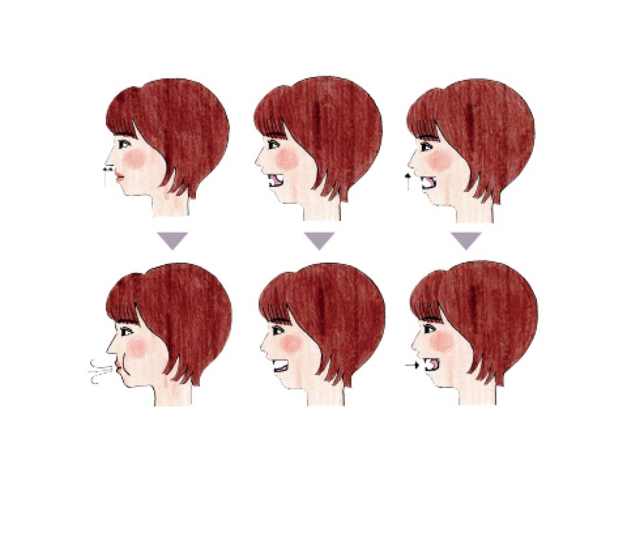 いびきをかかなくなる!舌トレーニング&呼吸法とは?