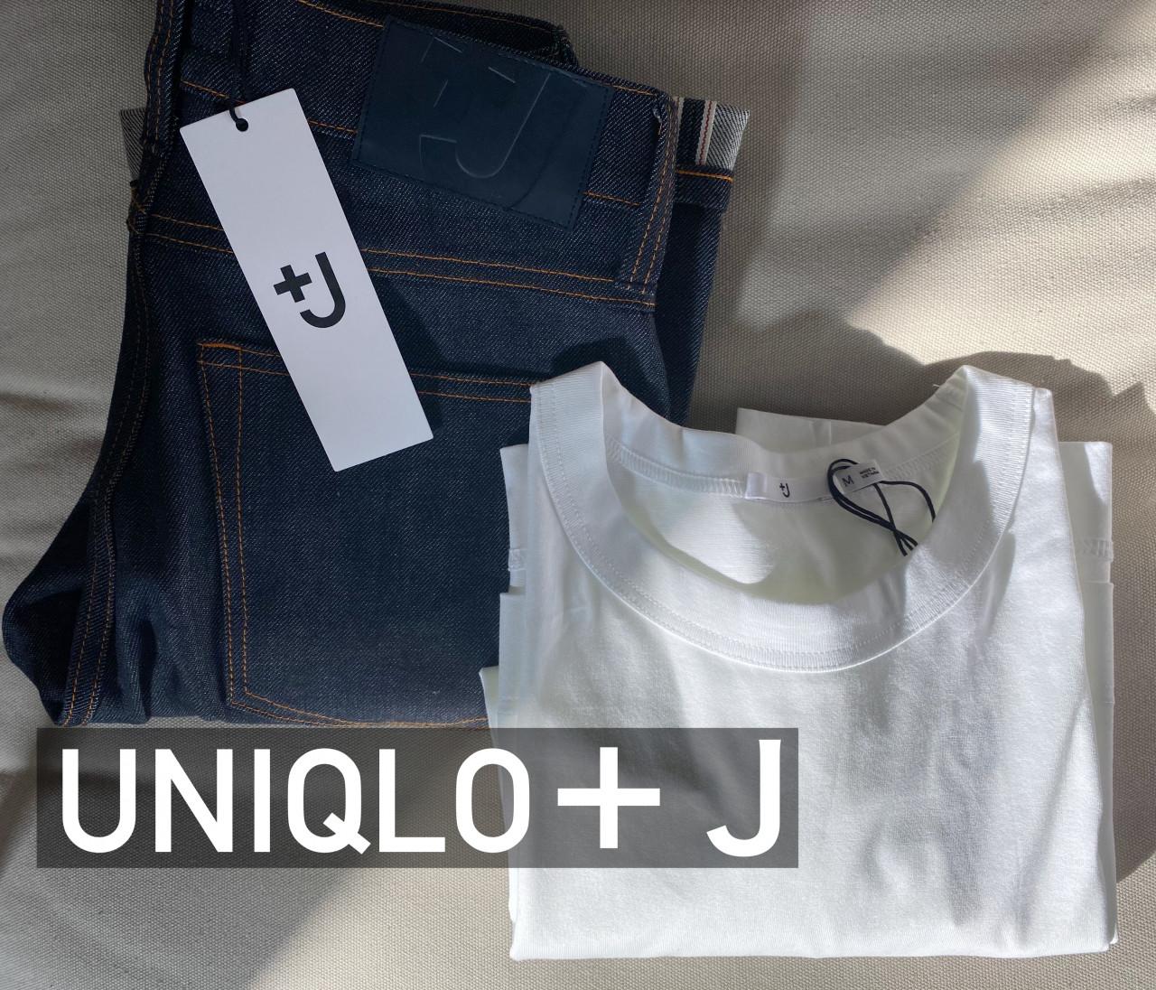 \UNIQLO+J/春夏コレクションをゲット!