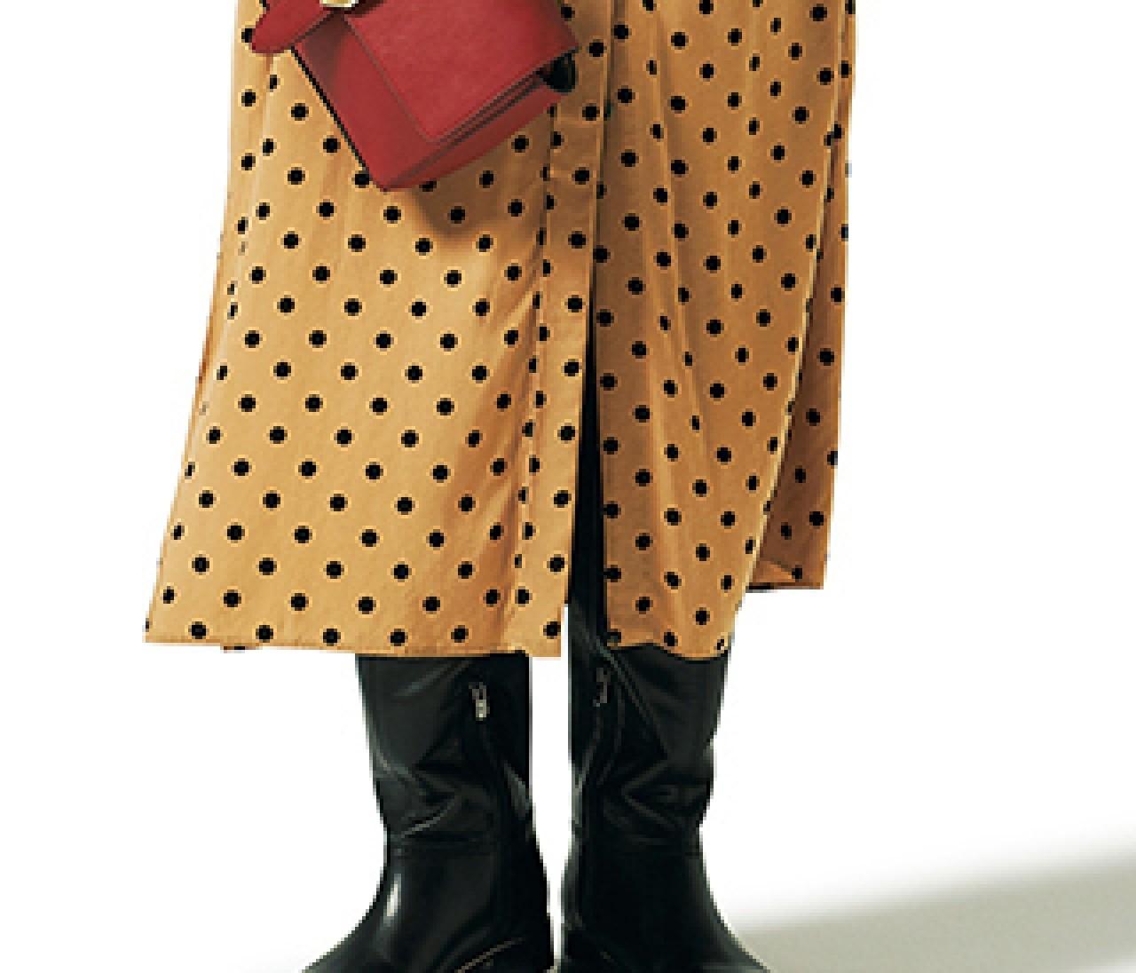 """""""脱・古くさ見え""""【乗馬ブーツ】を使った最旬コーデ術6選"""