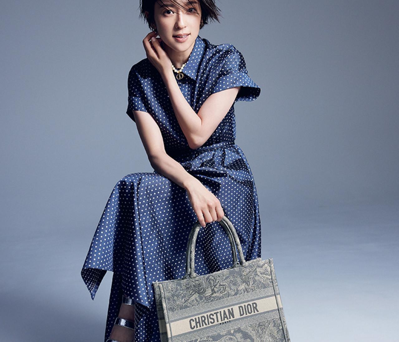 【ディオール】大人気のバッグ、ブックトートの新色をご紹介!